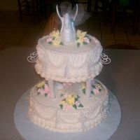 Tiered Wedding