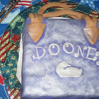 Dooney Purse Cake