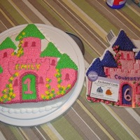 Castle Cake Just for fun.