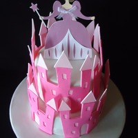 A Princess And Her Castle As a little girl, I always loved pretending that I was a princess in a beautiful castle. When requested to make a castle cake for a young...