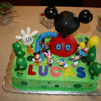 Mickey Mouse Clubhouse   Mikey Mouse Clubhouse birthday party