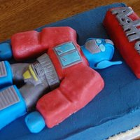 Transformer RKT Transformer, cherry cake, with cherry filling and butter cream