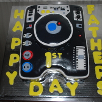 Father's Day Cake I made this cake for a friend of mine for Father's day