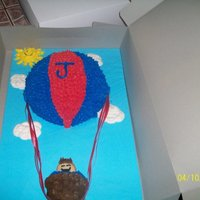 Hot Air Balloon Cakes