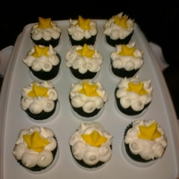 Star Cloud Cupcakes