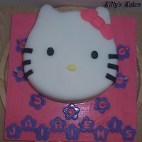 Hello Kitty   Hello Kitty for a 7 year old girlie girl.