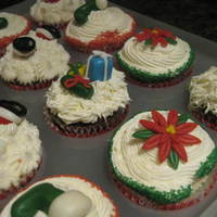 Christmas Cuppies 2