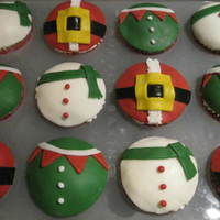 Christmas Cuppies 1