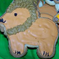 Birthday_084.jpg First attempt at iced cookie for my daughter's third birthday party at the zoo!