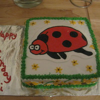 Ladybug Birthday   FBCT, the only one I have had success with!