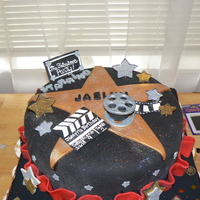 Movie Star All fondant & luster dust
