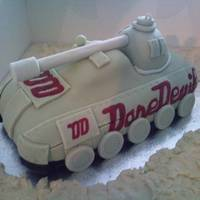 Martys Tank made this for a friends husband whos mad about call of duty