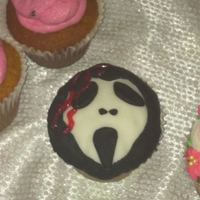 Scream Cuocake