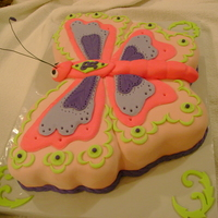 Rachel's Birthday Butterfly