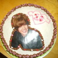 My Niece's 10Th--Justin Beiber