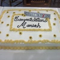 Graduation 2006 2nd of 3 cakes