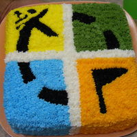 Geocaching Cake I have been lurking around CC for a few months and really enjoy reading all the tips and also seeing the incredible cakes everyone comes up...