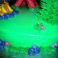 Campout Cake