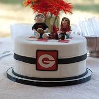 My First Grooms Cake