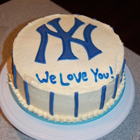 Yankee Fan IM actually a Boston Red sox fan!! A good friend need a pick me up and he loves the Yankees.