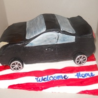 Welcome Home - Infiniti Car