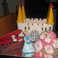 "Across The Story Bridge - Book Week 2010. Cake made for Book week 2010 ""Library Lovers Lunch""- Theme was ""Across the story bridge."" All figurines made from..."