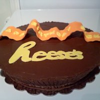 Reeces Birthday Cake
