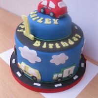 Car Birthday For 1 Yr Old Boy   tfl xx