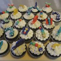 Little Critters Cupcakes Just some cupcakes I made up for a little friend's birthday.