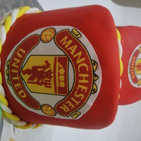 Manchester United Theme   My first topsy turvy