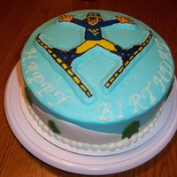 Skiers 40Th Birthday