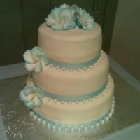 Wedding Cake For A Friend