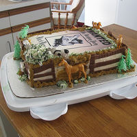 Wanted For Party All edible except to animals and trees. Copied from wolfyjules of 2008.