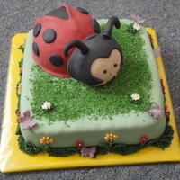 Ladybug for a little girl.