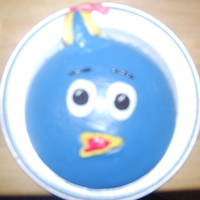 Blue Penguin i made this cake for my daughters 2nd birthday she loved it so much