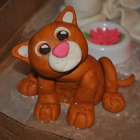 Tennessee Gizmo Cake