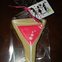 Girls Night Out Martini Cookies