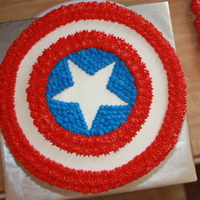 Captain America's Shield captain america's shield