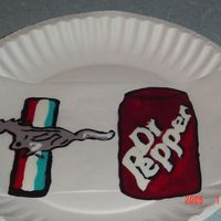 Chocolate Transfers Did these chocolate transfers back in Jan 06 for DH birthday. Used Wilton and Guittard melts, Wilton candy colors. This was a first for me...