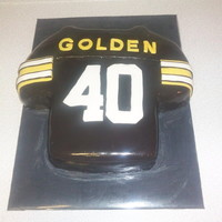 Steelers Jersey   For a 40 y/o named Golden