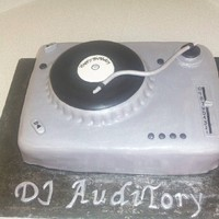Turntable For a dj