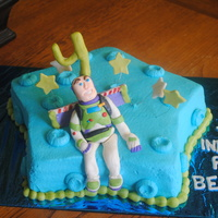 Buzz Buttercream with mmf accents
