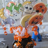 Halloween Bouquet
