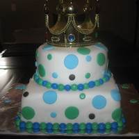 Cake For A Prince
