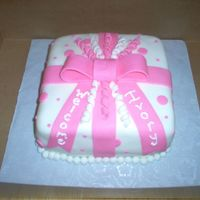 Baby Shower Package Package cake for Baby Shower