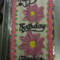 Co-Worker B-Day Cake