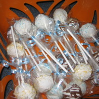 Cake Pops For Work
