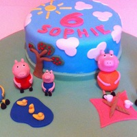Peppa Pig Figures made from 50/50.Thanks to newsums from the site for the idea. Mines wasn't quite as good.