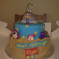 Toy Story Cake Got the idea from on here!