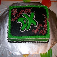 Wwe Wrestling Cakes   Marble Cake with Vanilla Frosting.